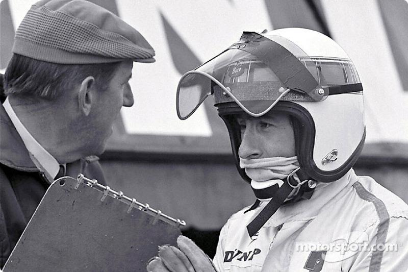 Ken Tyrrell ve Jackie Stewart