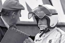 Ken Tyrrell y Jackie Stewart