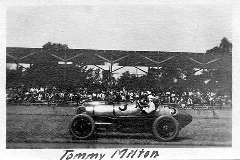 1921 Indy 500 #3 Ira Vail
