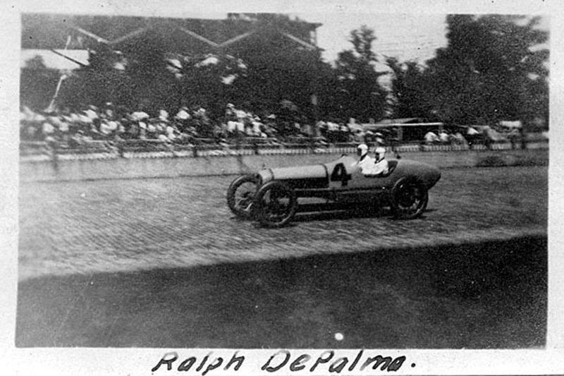1921 Indy 500: #4 Ralph DePalma