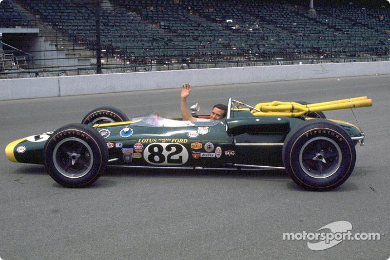 1965: 10 carreras – Campeón: Jim Clark