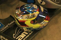 Scott Pye's helm