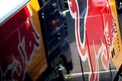 Truck, Red Bull Racing