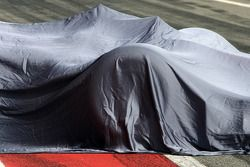 Hispania Racing F1 Team F111 unter der Hülle