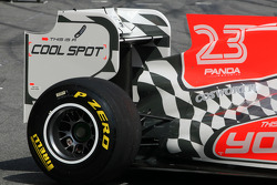Hispania Racing F1 Team voorstelling F111
