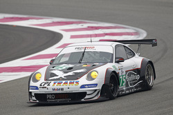 #75 Prospeed Competition Porsche 911 RSR: Marco Holzer, Richard Westbrook