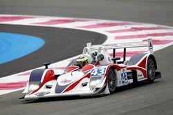 #43 RLR msport MG Lola EX265 - AER: Barry Gates, Rob Garofall, Simon Phillips