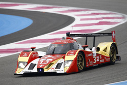 #13 Rebellion Racing Lola B10/60 Coupé - Toyota: Andrea Belicchi, Jean-Christophe Boullion, Guy Smit