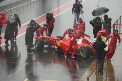 Fernando Alonso, Scuderia Ferrari, F-150 Italia