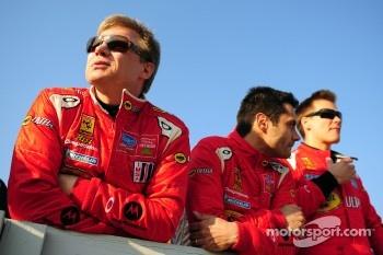 Mika Salo moving to NASCAR racing