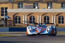 Oak Racing Oak Pescarolo Judd : Jacques Nicolet, Richard Hein, Jean-François Yvon