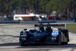 #055 Level 5 Motorsports Lola Honda: Scott Tucker, Ryan Hunter-Reay, Luis Diaz