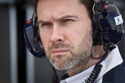 Peugeot Sport ingenieur Christophe Besse
