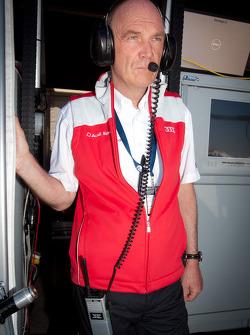 Head Audi Sport Dr. Wolfgang Ullrich