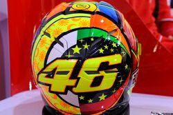 Helm van Valentino Rossi