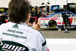 Chevrolet de Dale Earnhardt Jr., Hendrick Motorsports