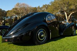 #197 Bugatti 57SC Atlantic de 1936, voiture de collection