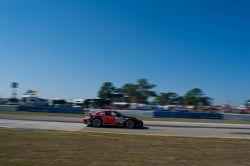#030 NGT Motorsports Porsche 911 GT3 Cup: Henrique Cisneros, Carlos Kauffmann, Sean Edwards