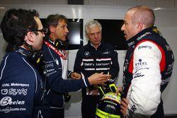 Tom Coronel, BMW 320 TC, ROAL Motorsport en Roberto Ravaglia,Team Roal Motorsport