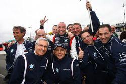 Tom Coronel, BMW 320 TC, ROAL Motorsport 2nd position