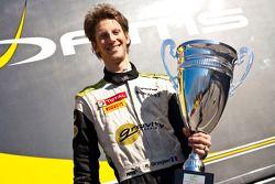 Romain Grosjean, champion de GP2 Asia Series