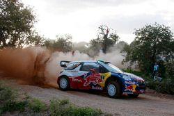 Sébastien Loeb en Daniel Elena, Citroën DS3 WRC, Citroën Total World Rally Team