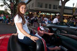 Festival of States parade: Shannon McIntosh