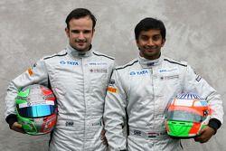 Vitantonio Liuzzi, Hispania Racing Team, HRT ve Narain Karthikeyan, Hispania Racing Team, HRT