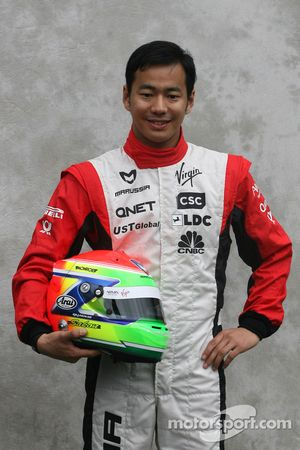 Sakon Yamamoto, Test Pilotu, Virgin F1 Team