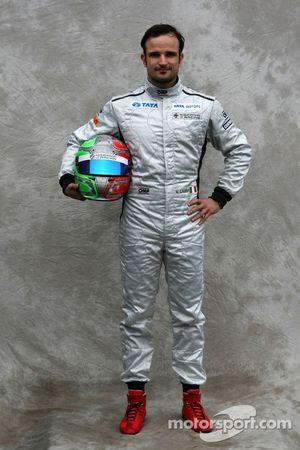 Vitantonio Liuzzi, Hispania Racing Team, HRT