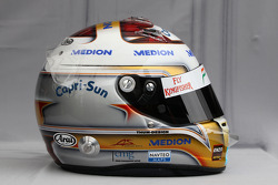 Helm Adrian Sutil, Force India