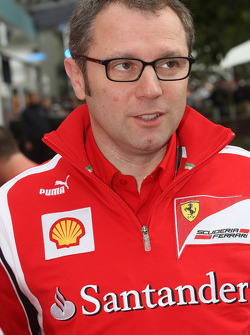 Stefano Domenicali, Ferrari General Director