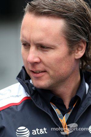 Sam Michael, WilliamsF1 Team, Teknik Direktörü