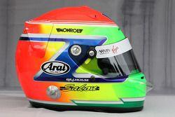 Helmet, Sakon Yamamoto, Test Pilotu, Virgin F1 Team