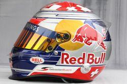 Helmet, Sebastien Buemi, Scuderia Toro Rosso