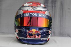 Helmet of Sebastien Buemi, Scuderia Toro Rosso