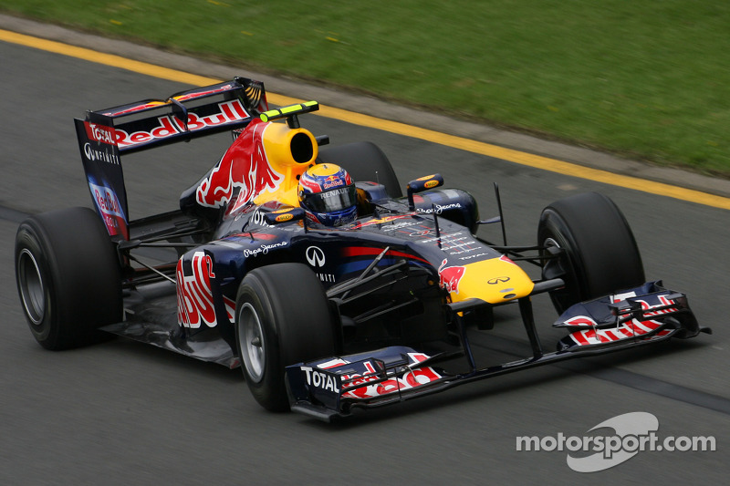 2011 - Red Bull, Mark Webber