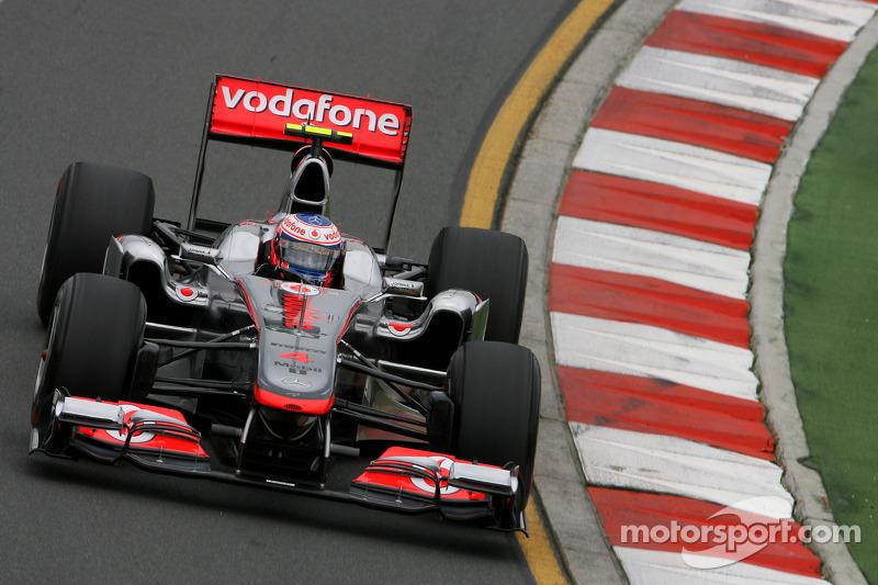 McLaren MP4-26 von 2011