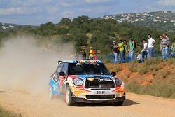Armindo Araujo and Miguel Ramalho, MINI JOHN COOPER WORKS S2000