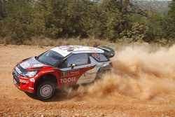 Petter Solberg en Chris Patterson, Citroen DS3 WRC, Petter Solberg Rallying
