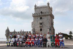 WRC fotoshoot 2011