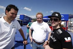 Mads Ostberg en Jonas Andersson, Ford Fiesta RS WRC, M-Sport Stobart Ford World Rally Team