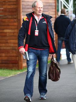 Helmut Marko, Red Bull Racing, Red Bull Advisor