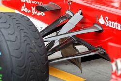 Scuderia Ferrari, technical detay, front suspension