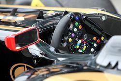 Lotus Renault GP, direksiyons