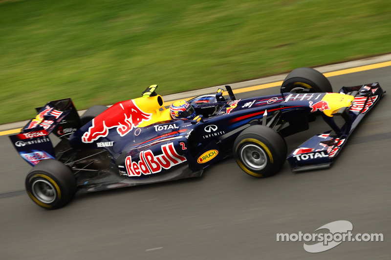 2011: Red Bull RB7 Renault