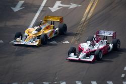 Ryan Hunter-Reay, Andretti Autosport, James Jakes, Dale Coyne Racing