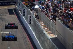 Marco Andretti, Andretti Autosport, Oriol Servia, Newman/Haas Racing