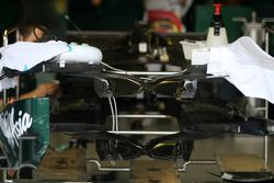 Team Lotus, technical detail