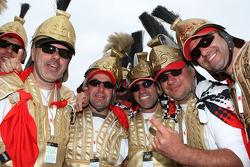 Fans de Scuderia Ferrari
